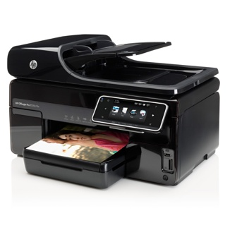 Impresora HP Officejet Pro 8500A Plus e-multifunción