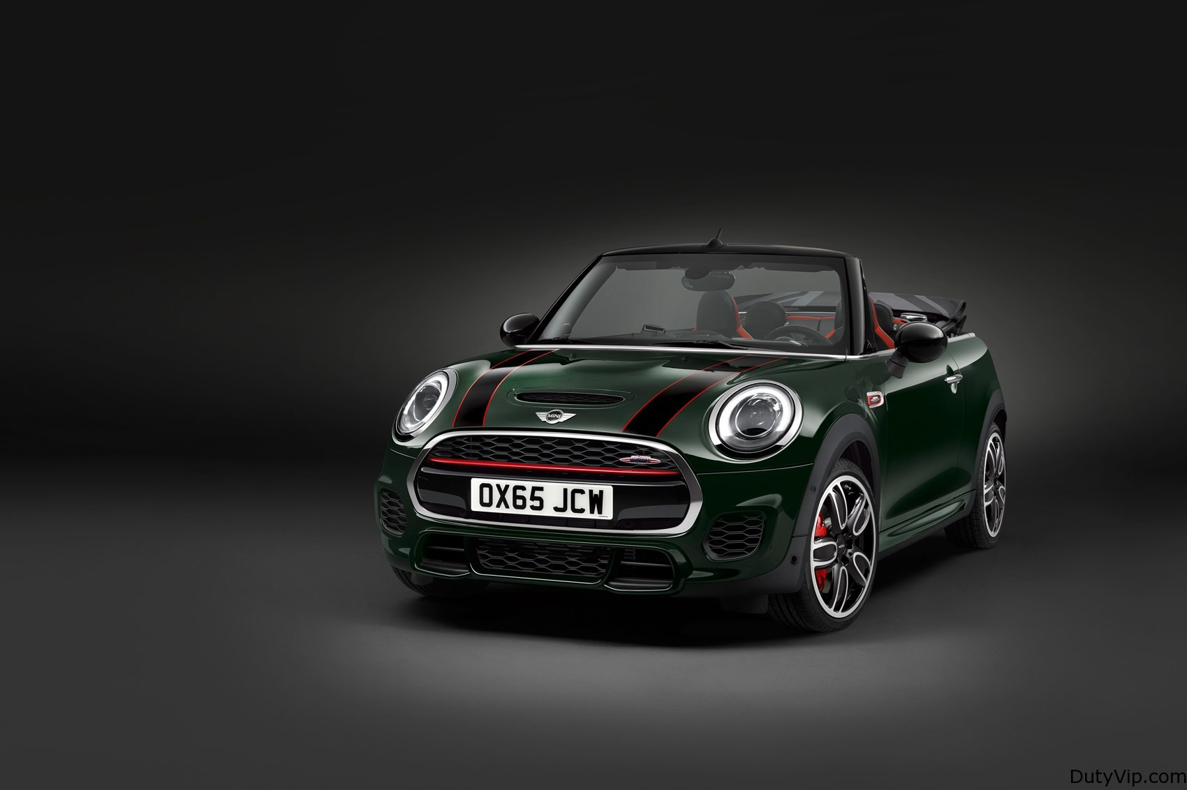 MINI John Cooper Works Roadster